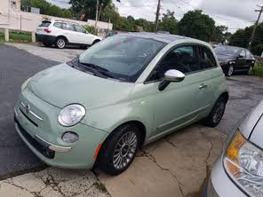 Used 2012 Fiat 500 Gucci For Sale Cargurus