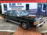 1988 Ford LTD Crown Victoria 4 Dr LX Sedan
