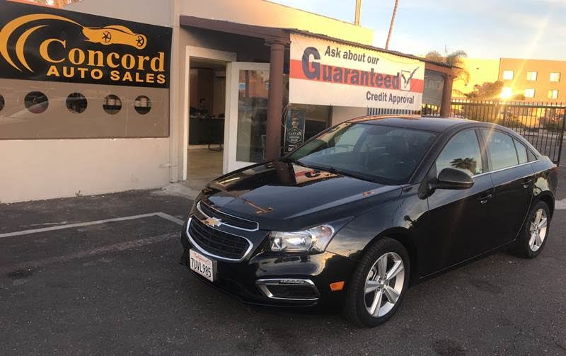Used Chevrolet Cruze For Sale In San Diego Ca Cargurus