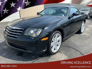 Crossfire For Sale >> 2006 Chrysler Crossfire Coupe Rwd