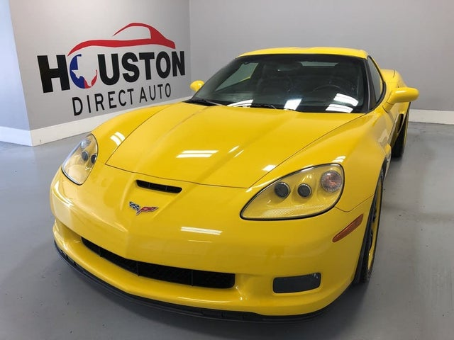 2011 Chevrolet Corvette Z06 2LZ Coupe RWD