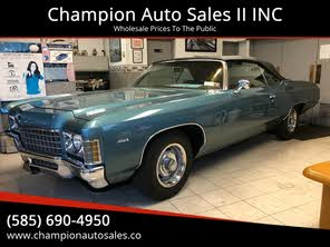 Used 1972 Chevrolet Impala For Sale - CarGurus