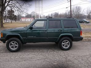 07fa5af5355 Used 1999 Jeep Cherokee For Sale - CarGurus