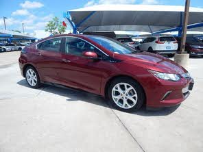 Used 2016 Chevrolet Volt Premier Fwd For Sale Cargurus