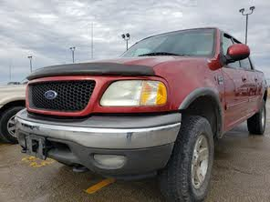 Used 2002 Ford F-150 For Sale - CarGurus