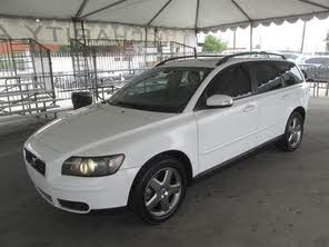 Used 2007 Volvo V50 T5 AWD For Sale - CarGurus