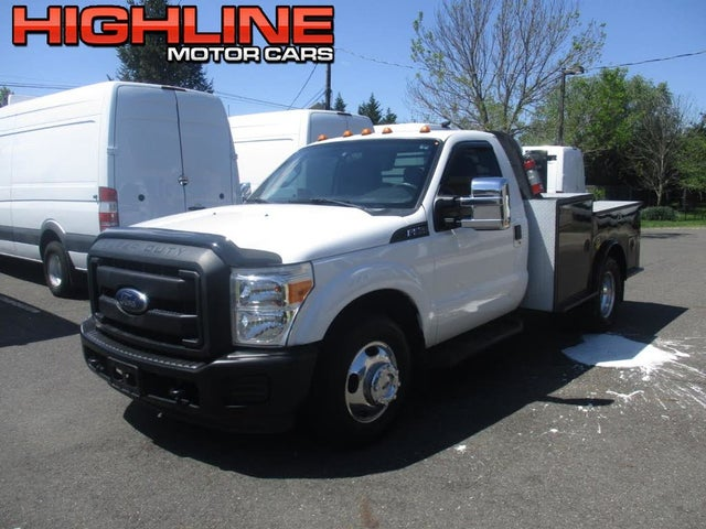 2014 Ford F-350 Super Duty XLT LB