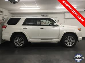 2011 Toyota 4Runner Limited For Sale >> Used Toyota 4runner For Sale Cargurus