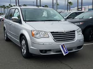 chrysler 2010 town and country