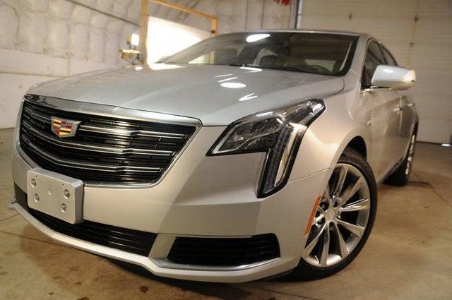 2018 Cadillac XTS FWD
