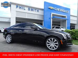 2016 Cadillac Convertible >> Used 2016 Cadillac Ats Coupe For Sale Cargurus