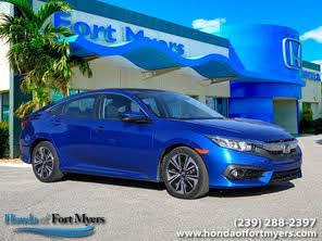 Honda Of Fort Myers >> Used 2017 Honda Civic For Sale In Fort Myers Fl Cargurus