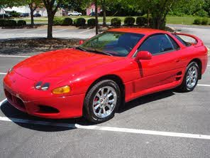 Used 1997 Mitsubishi 3000gt For Sale With Photos Cargurus
