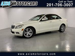 Used 2008 Mercedes Benz C Class For Sale In New York Ny