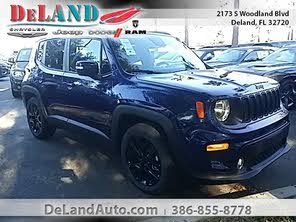New Jeep Renegade >> 2019 Jeep Renegade Altitude Fwd