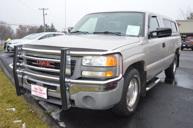 Used 2004 GMC Sierra 1500 Work Truck for Sale (with Photos ...