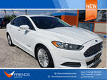 Used 2014 Ford Fusion Hybrid For Sale in Leesburg, FL ...