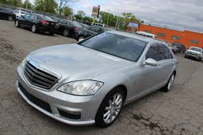 Used 2008 Mercedes Benz S Class For Sale In Toledo Oh Cargurus