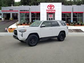 2017 Toyota 4runner Trd Pro For Sale >> Used Toyota 4runner Trd Pro 4wd For Sale In Worcester Ma Cargurus