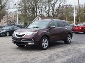Used Acura Mdx For Sale Grand Rapids Mi Cargurus