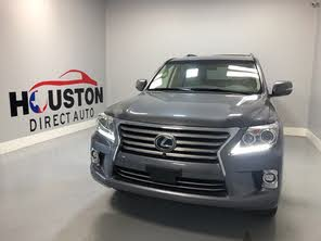 Used Lexus LX 570 For Sale Houston, TX - CarGurus