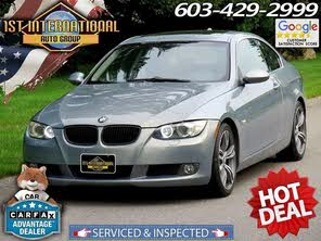 Used 2007 Bmw 3 Series 328xi Coupe Awd For Sale Cargurus