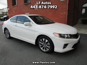 Honda Accord Coupe For Sale >> Used Honda Accord Coupe For Sale Hagerstown Md Cargurus
