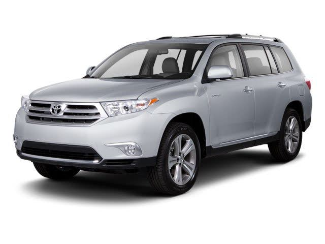 2013 Toyota Highlander Plus V6