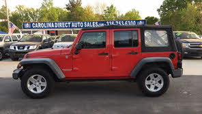 Used Jeep Wrangler Unlimited Rubicon 4WD For Sale - CarGurus