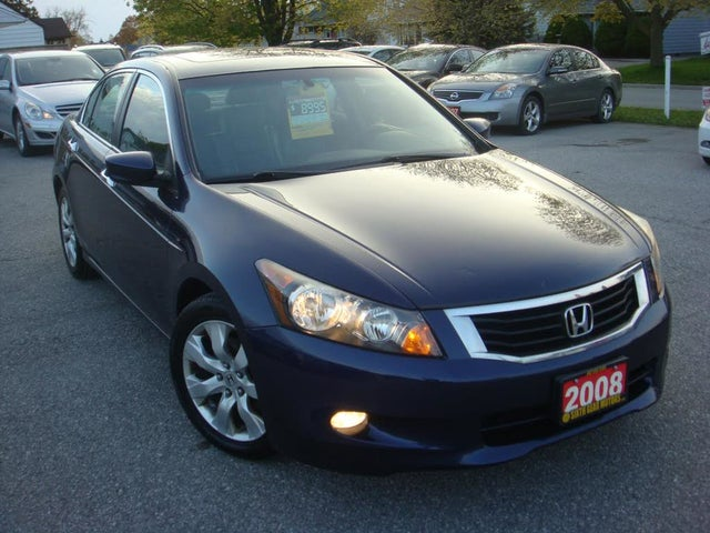 2008 Honda Accord EX-L V6 with Nav