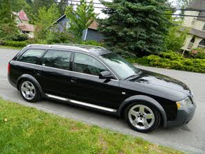 2001 Audi A6 2.7 T >> Audi Allroad 2 7t Quattro Wagon Awd For Sale In Seattle Wa