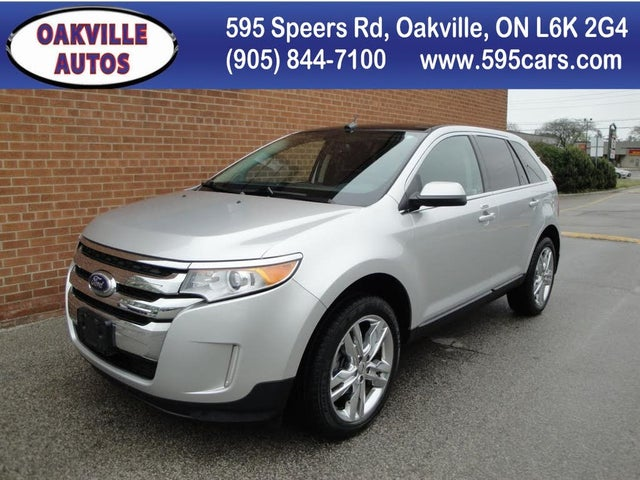 2011 Ford Edge Limited