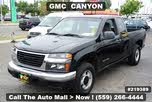 2005 GMC Canyon SL Z85 Ext Cab 2WD