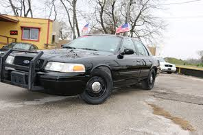 Used Cop Cars For Sale >> Used Ford Crown Victoria Police Interceptor For Sale In Houston Tx