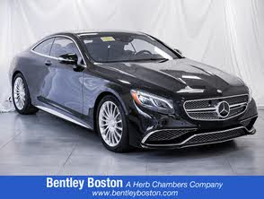 Used 2017 Mercedes Benz S Class Coupe For Sale Cargurus