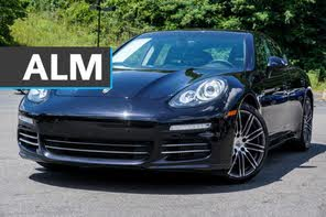 Used 2016 Porsche Panamera 4S Executive for Sale (with