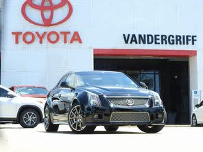 Used Cadillac Cts V For Sale >> Used 2011 Cadillac Cts V For Sale Cargurus