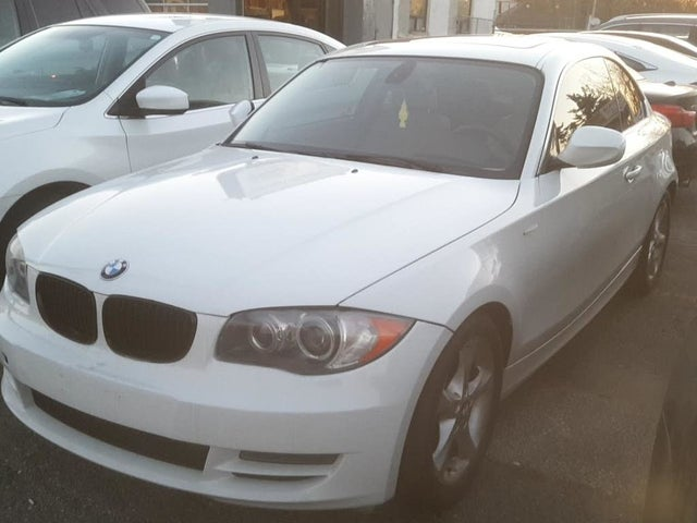2011 BMW 1 Series 128i Coupe RWD