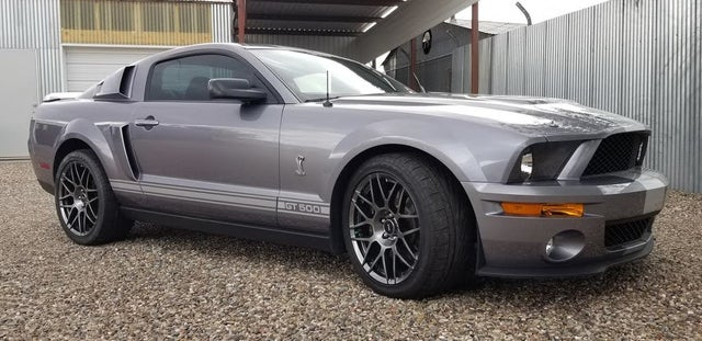 Used 2007 Ford Mustang Shelby GT500 Coupe RWD for Sale ...