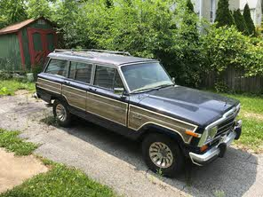 Jeep Wagoneer For Sale >> Used Jeep Grand Wagoneer For Sale With Photos Cargurus