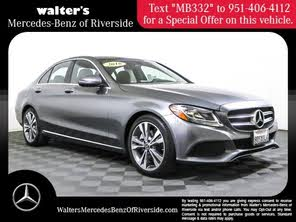 Used 2018 Mercedes Benz C Class For Sale In Los Angeles Ca Cargurus