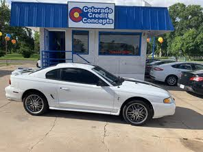 Used 1996 Ford Mustang Svt Cobra For Sale Cargurus