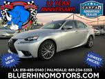 2015 Lexus IS 250 F Sport RWD