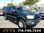 2002 Toyota Tundra 4 Dr Limited V8 Extended Cab SB