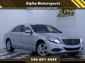 Used 2018 Mercedes Benz S Class For Sale Cargurus