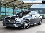 2018 Mercedes-Benz E-Class E 43 AMG 4MATIC Sedan AWD