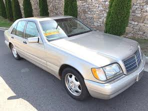 Used 1998 Mercedes Benz S Class S 320 Swb For Sale Cargurus