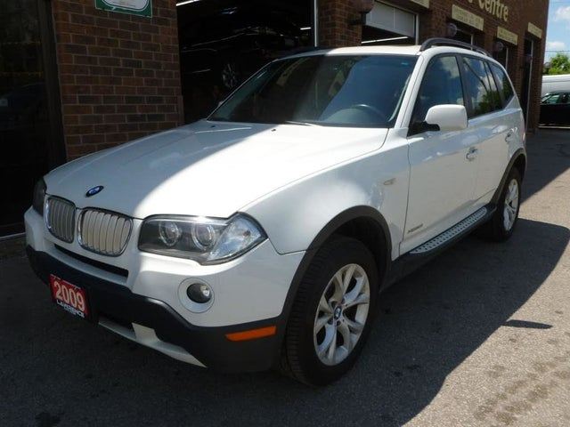 2009 BMW X3 xDrive30i AWD