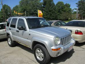 Used Jeep Liberty For Sale >> Used 2002 Jeep Liberty Limited 4wd For Sale Cargurus