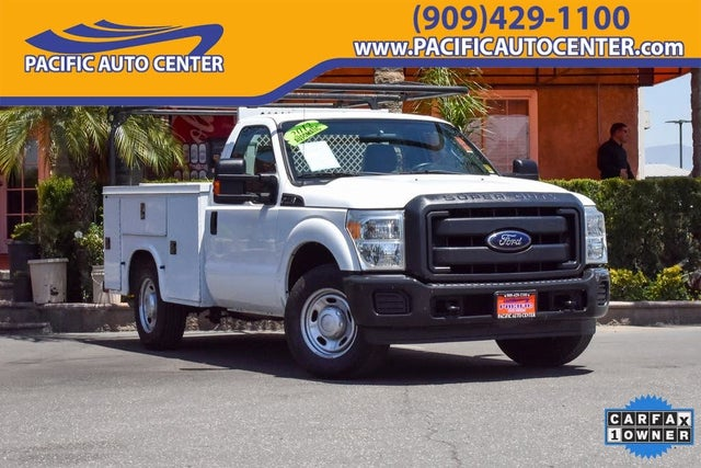 2012 Ford F-350 Super Duty XL LB